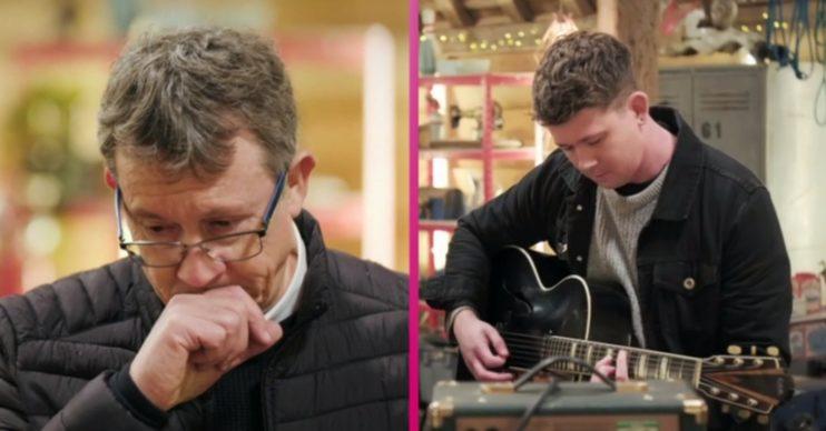 The Repair Shop guitar
