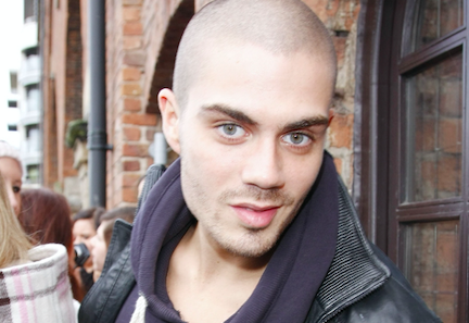 Max George joins Strictly