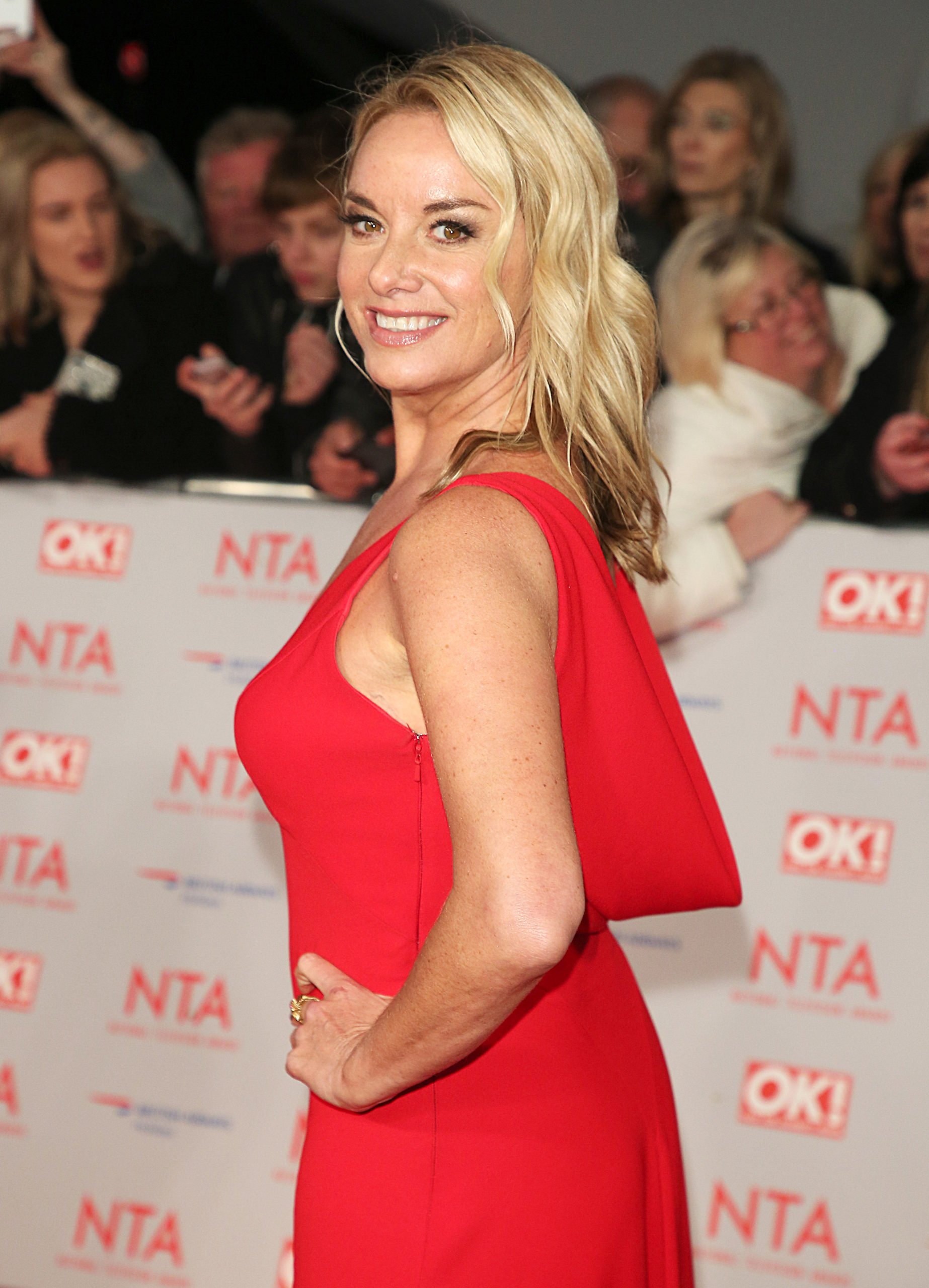 Tamzin Outhwaite strictly
