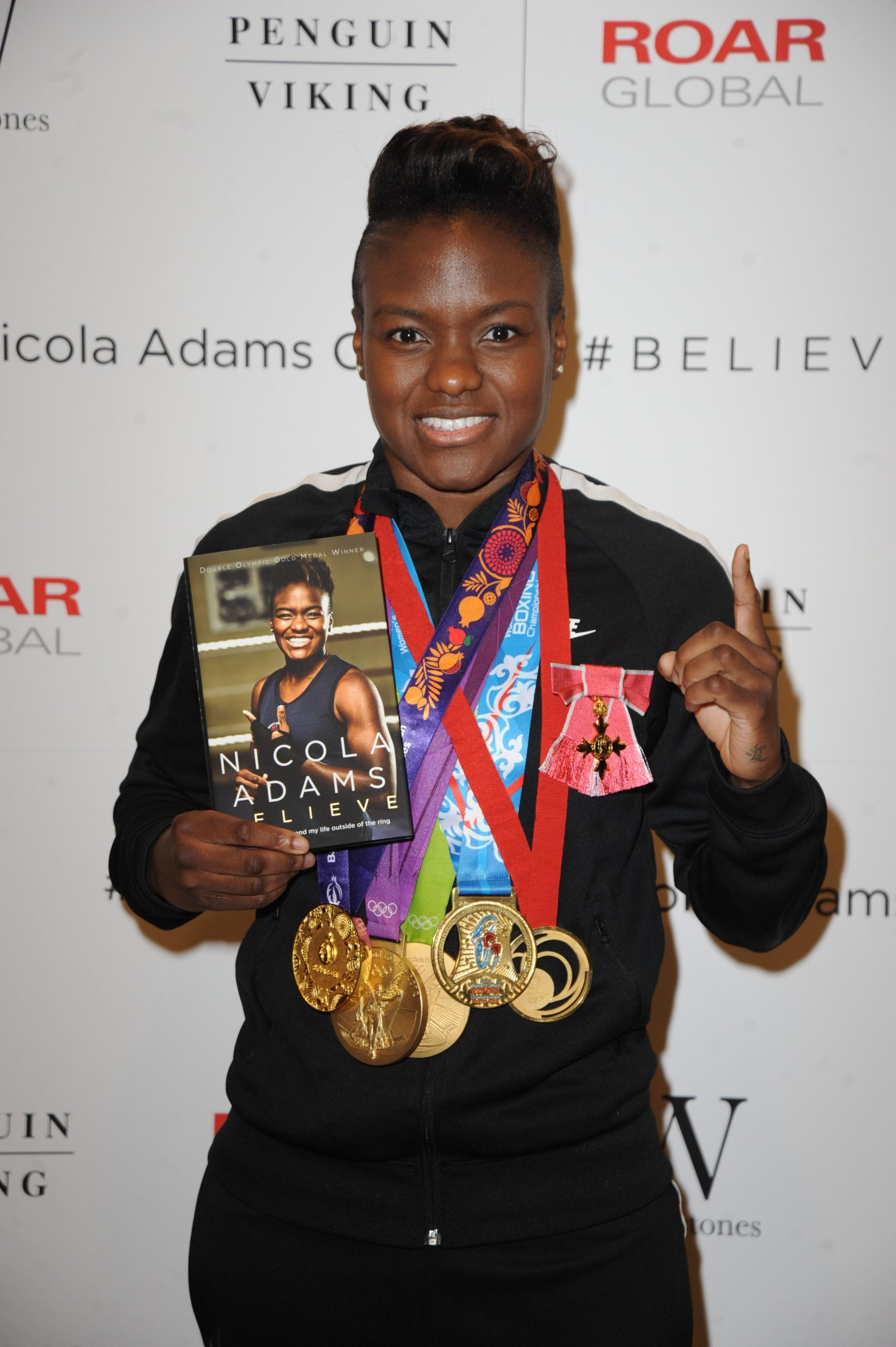 Nicola Adams wants to win another trophy on Strictly (Credit: Terry Scott / FlynetPictures.co.uk / SplashNews.com) Splash News and Pictures USA: +1 310-525-5808 London: +44 (0)20 8126 1009 Berlin: +49 175 3764 166 photodesk@splashnews.com World Rights
