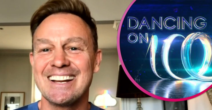 Jason Donovan Dancing On Ice