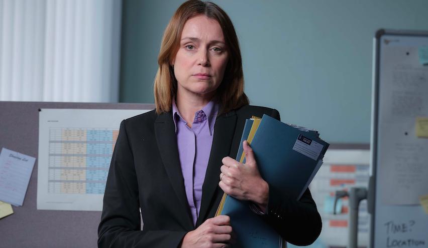 Keeley Hawes stars in ITV's Honour