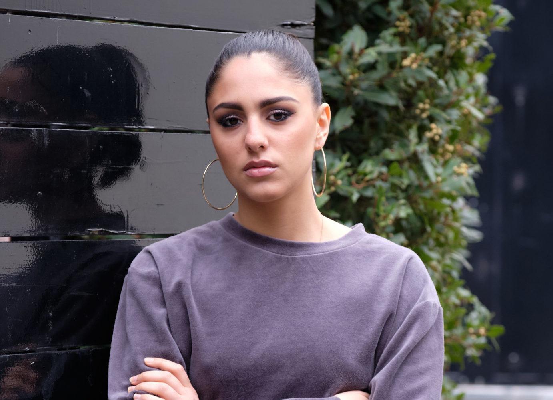 RHIANNE BARRETO as Bekhal in Honour, ITV