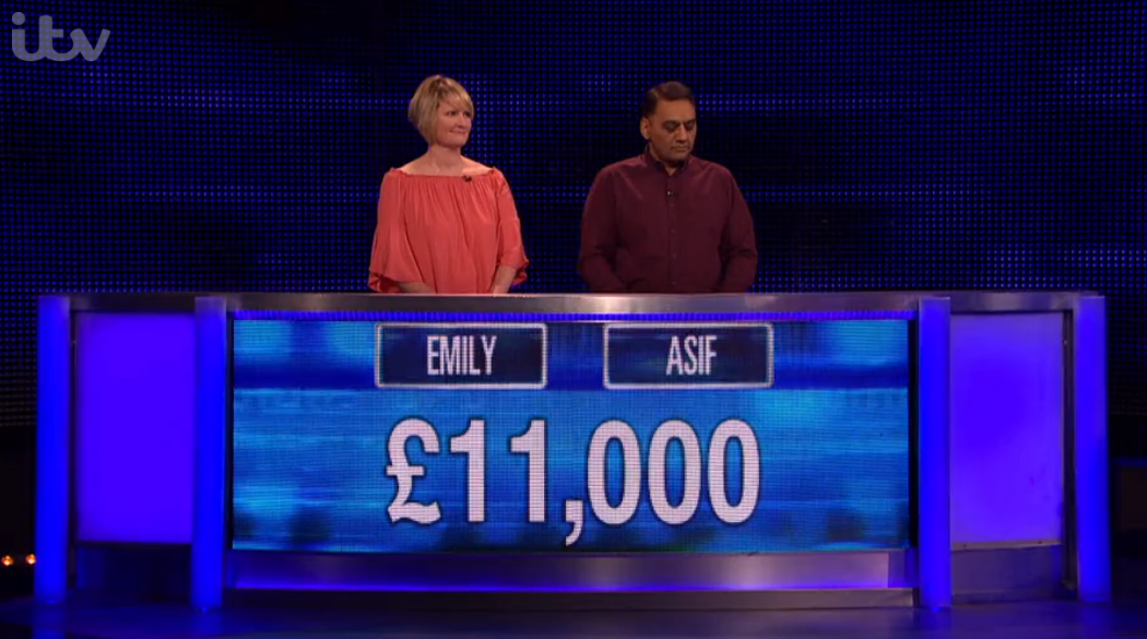 The Chase Jedi answer