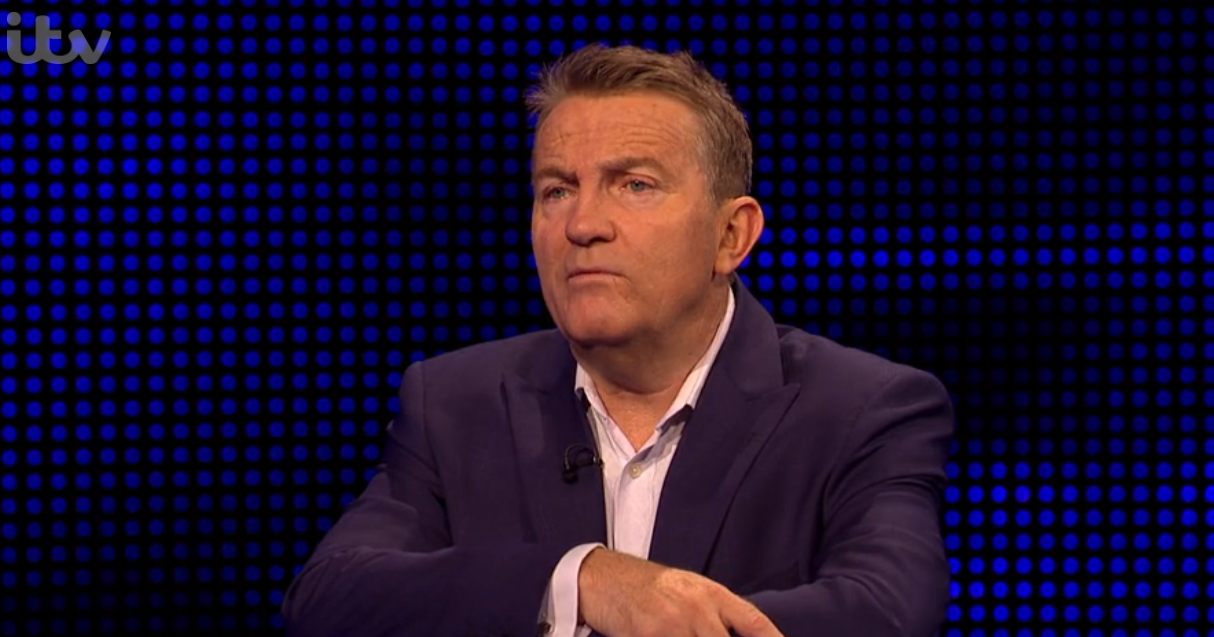 Tom on The Chase