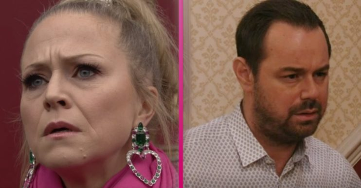 EastEnders Mick and Linda split up?