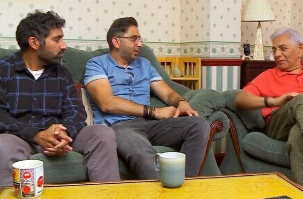 Gogglebox viewers had mixed reactions over Raza Siddiqui