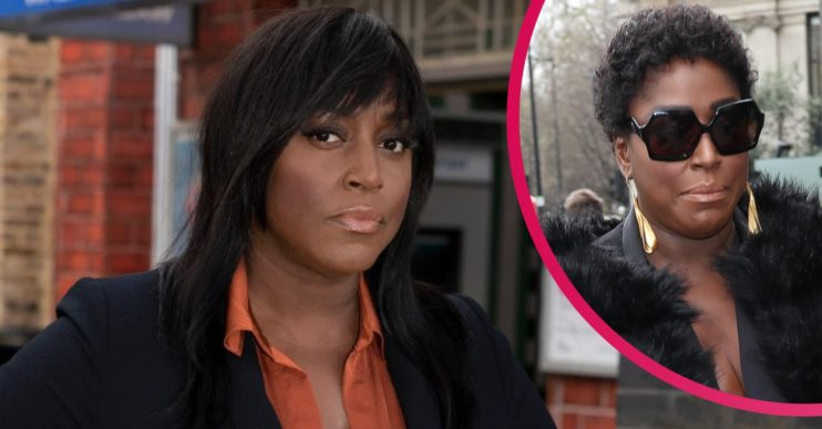 Mica Paris EastEnders