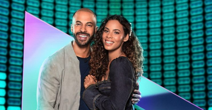 Marvin and Rochelle Humes The Hit List