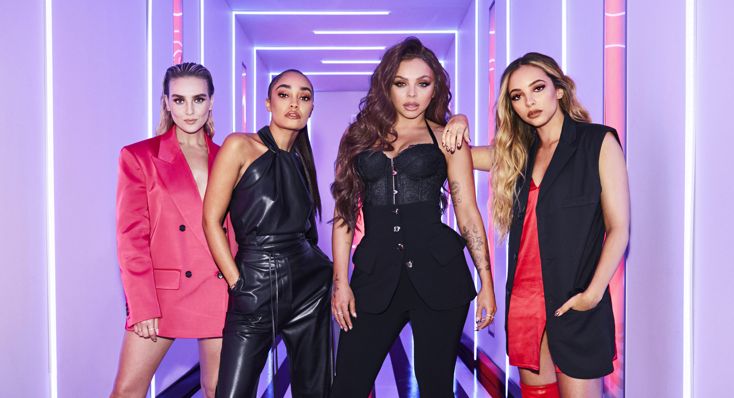 Little Mix The Search praised by viewers as it starts on BBC One
