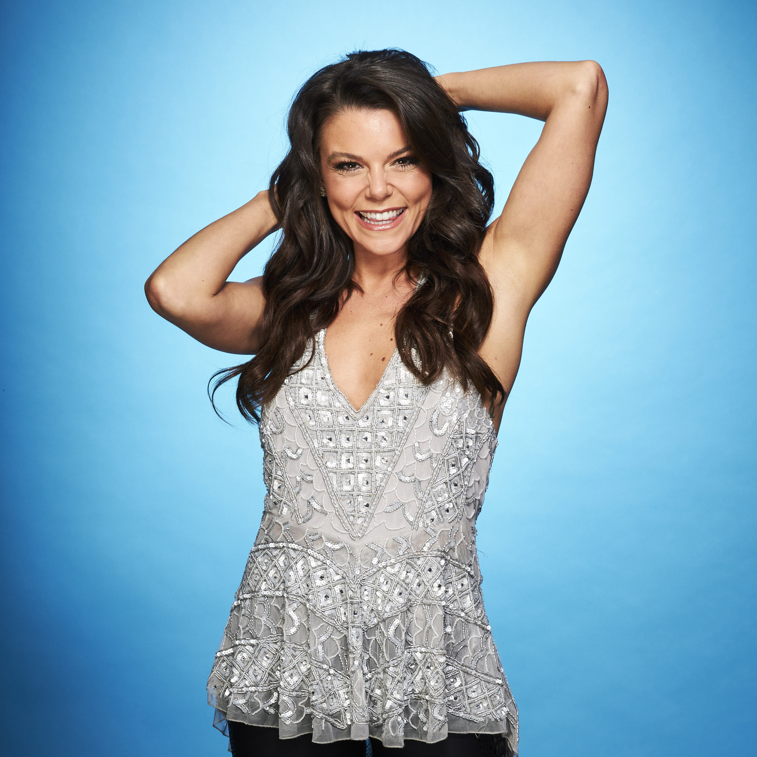 Faye Brookes Dancing on Ice