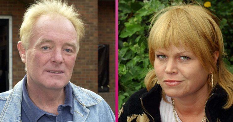 Coronation Street: Bruce Jones and Vicky Entwistle