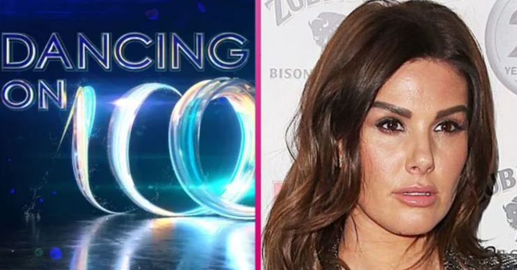 Rebekah Vardy joins Dancing on Ice