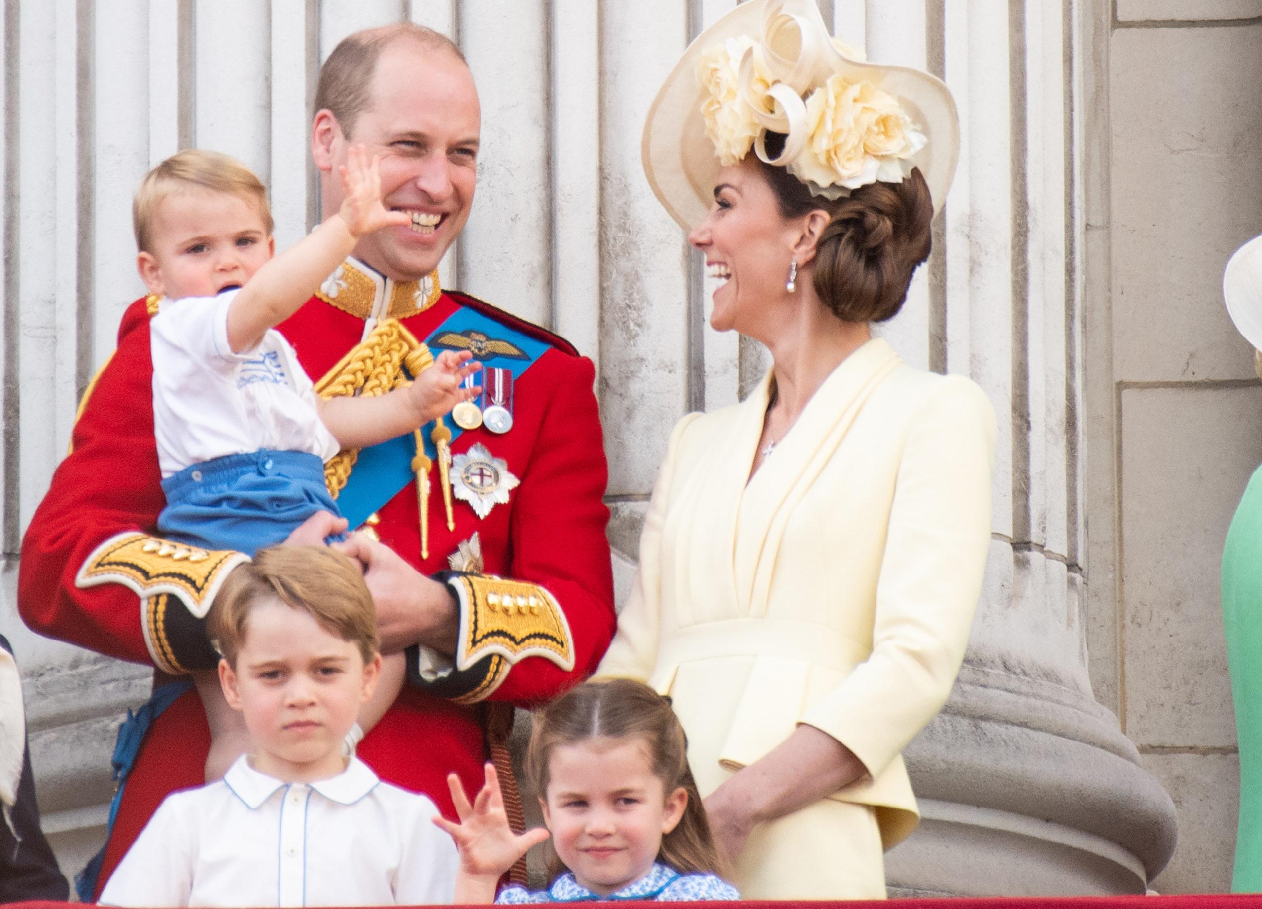 royal family prince george gift
