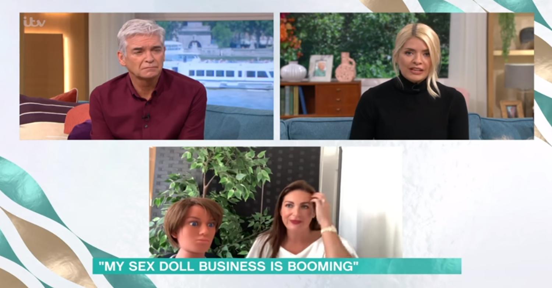 This Morning sex dolls