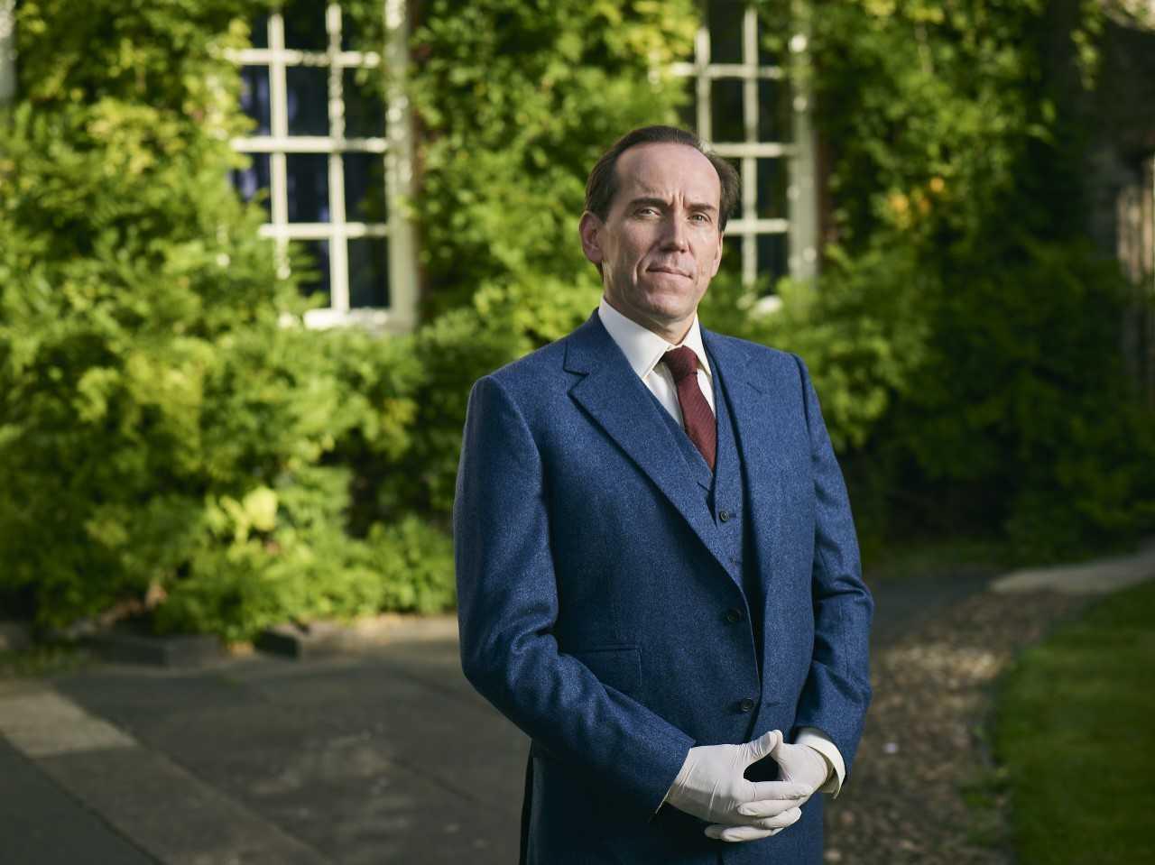 Professor T on ITV, Ben Miller