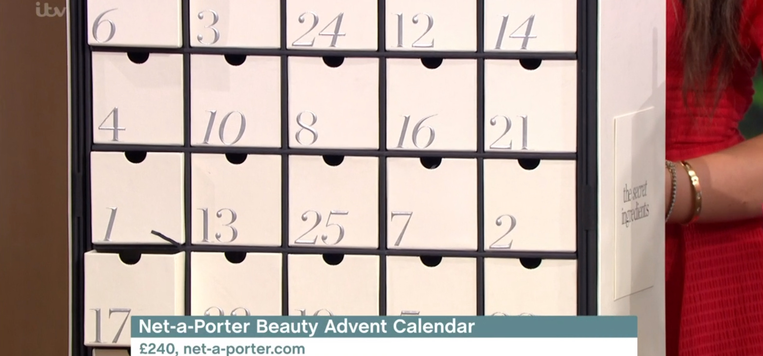 This Morning advent calendars