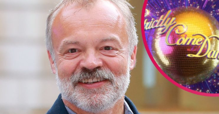graham norton strictly come dancing