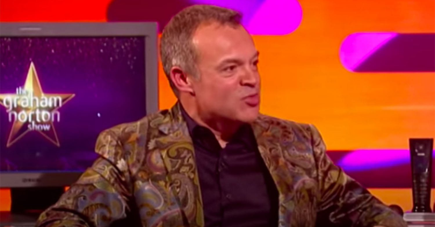 graham norton bbc