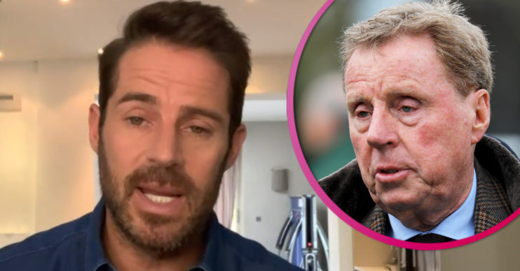 This Morning: Jamie Redknapp and dad Harry