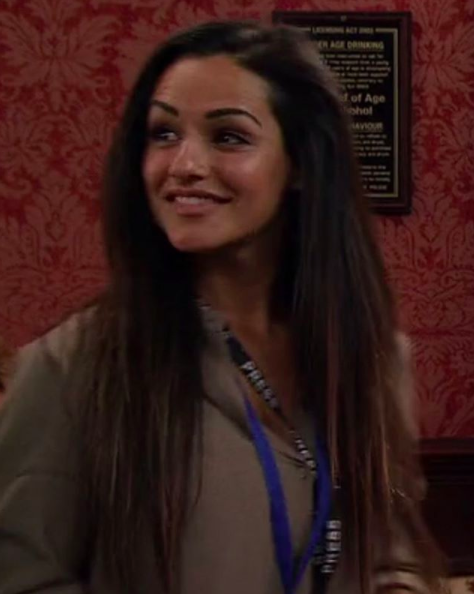 Saira Choudhry as Naila in Corrie