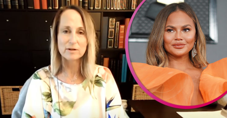 Loose Women star Carol McGiffin and Chrissy Teigen