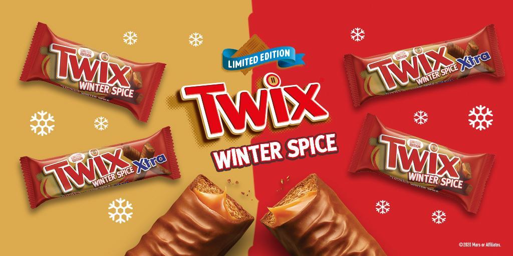 Christmas twix