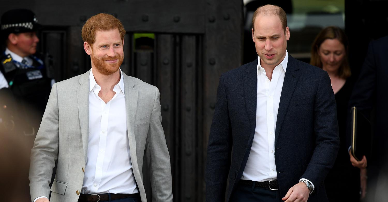 prince harry prince william megxit