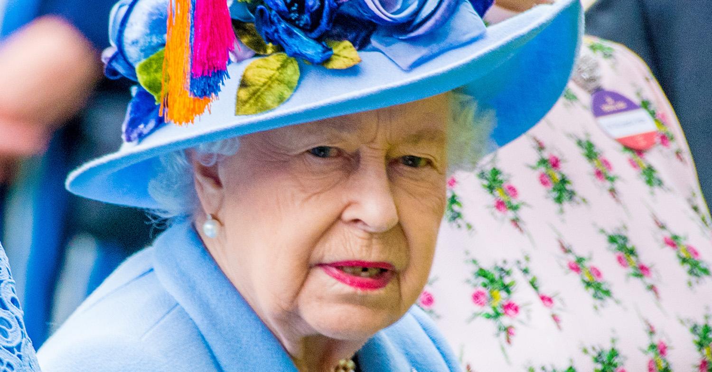 the queen megxit