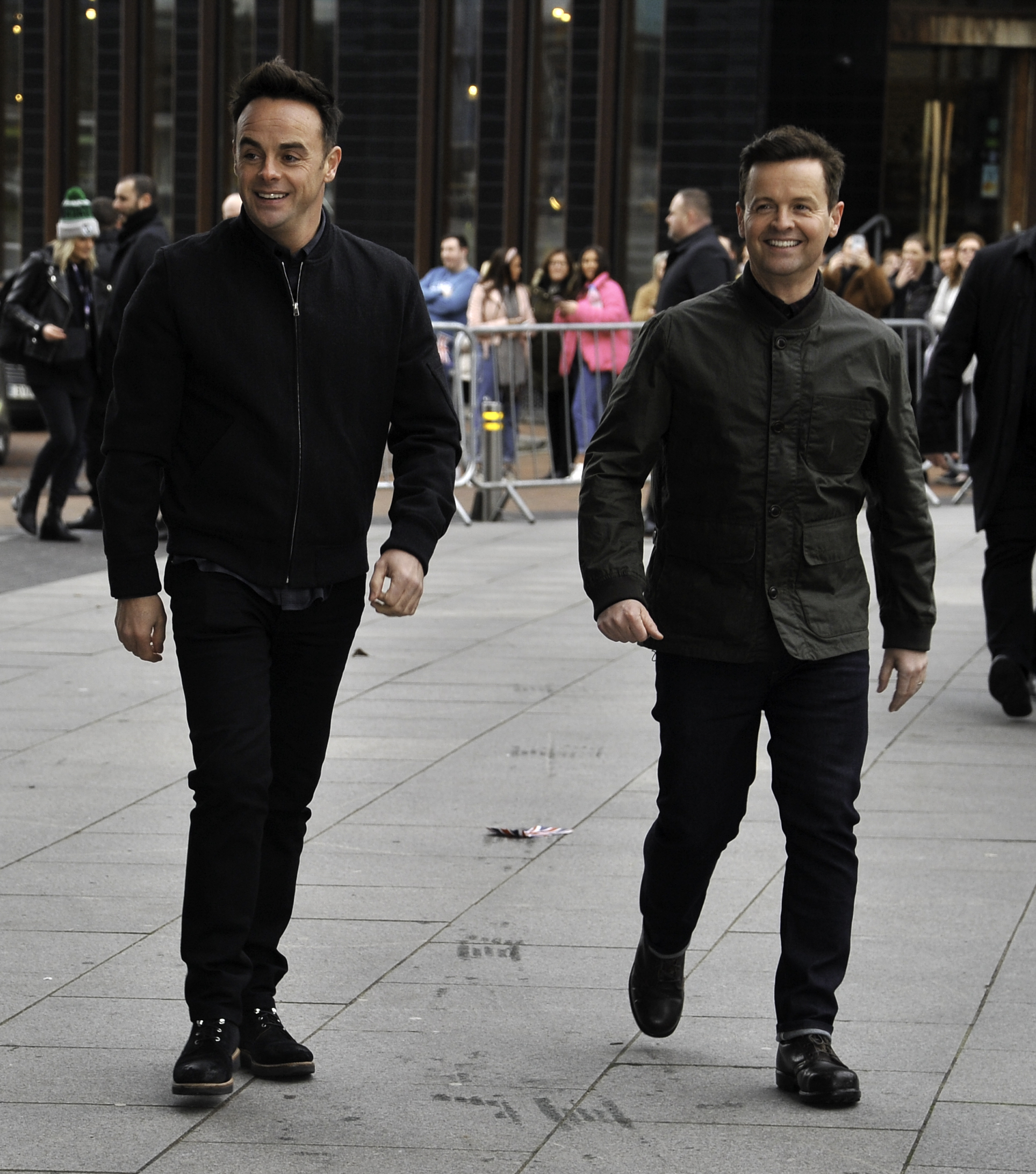 Ant and Dec have begun filming