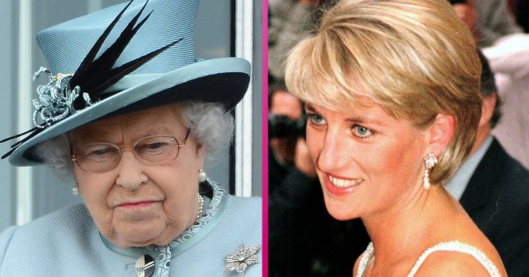 princess diana the queen