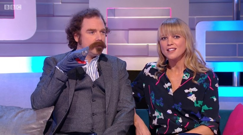 Rufus Hound Too Much TV BBC