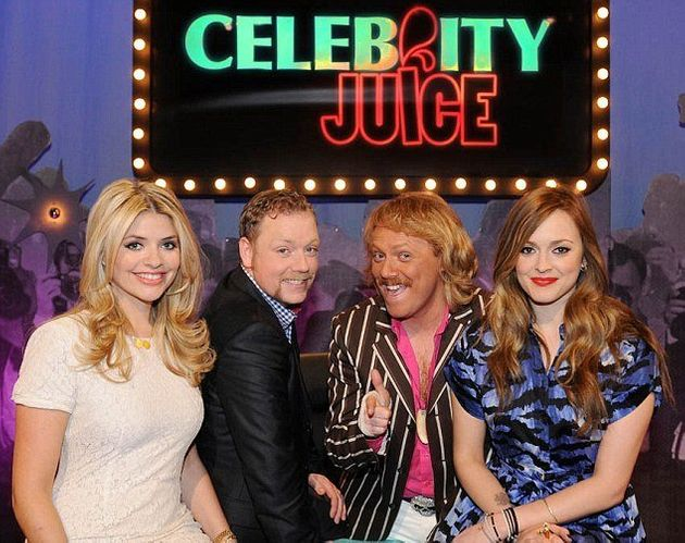 Celebrity Juice panel show