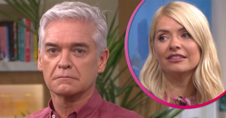 Phillip Schofield This Morning