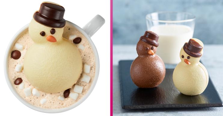Aldi hot chocolate