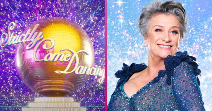 Strictly Caroline Quentin