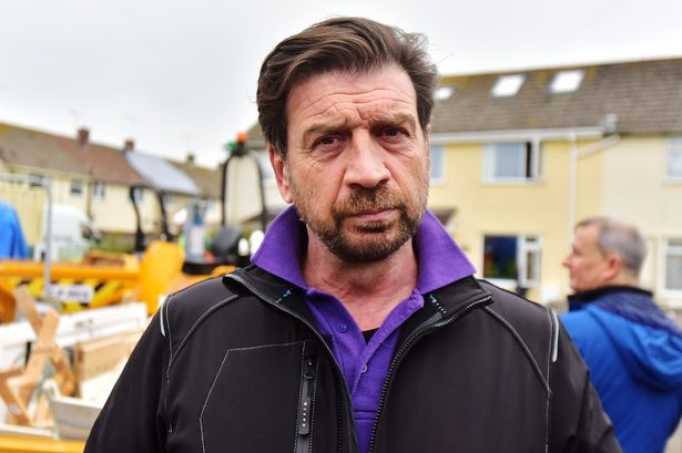 Nick Knowles hosts DIY SOS on BBC