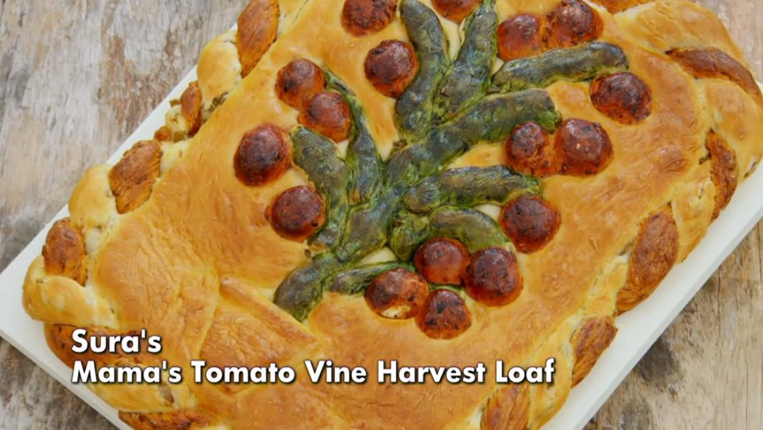 GBBO Sura Bread Week (Credit: Channel 4)