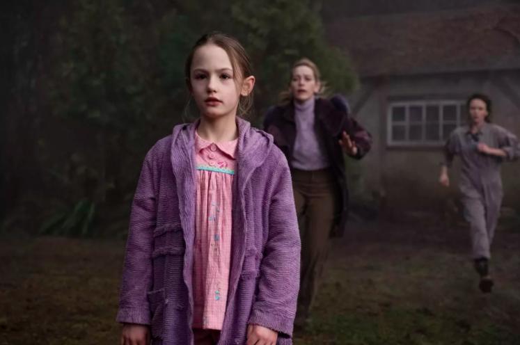 Haunting of Bly Manor Netflix