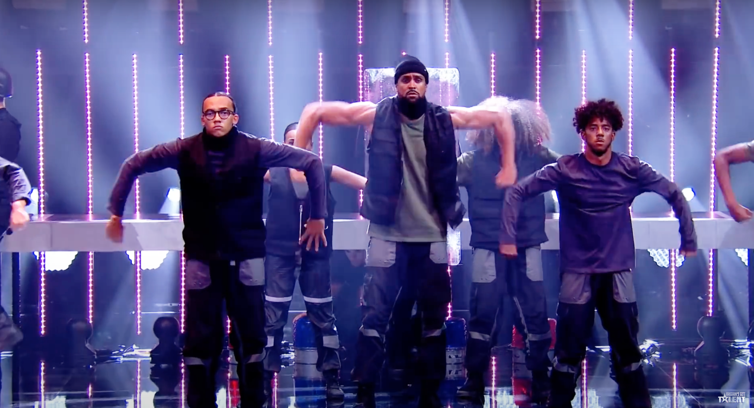 BGT Ashley banjo