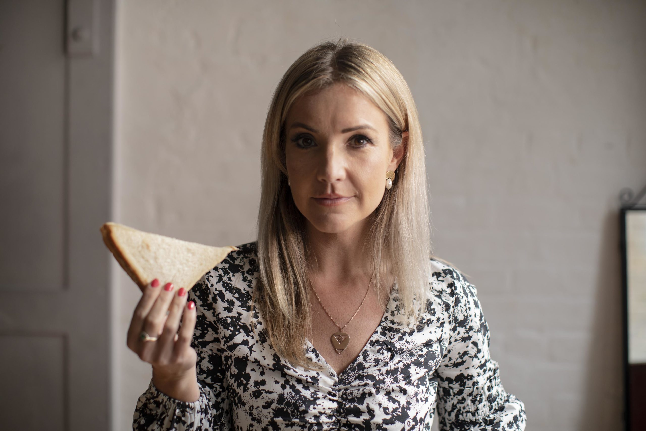 Helen Skelton on The Truth About Your Sandwich