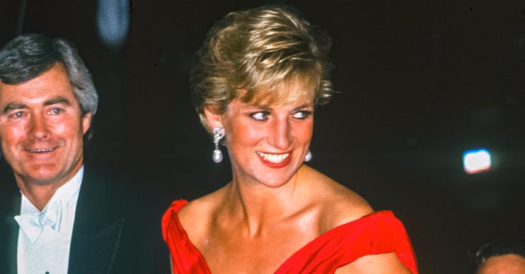 princess Diana film