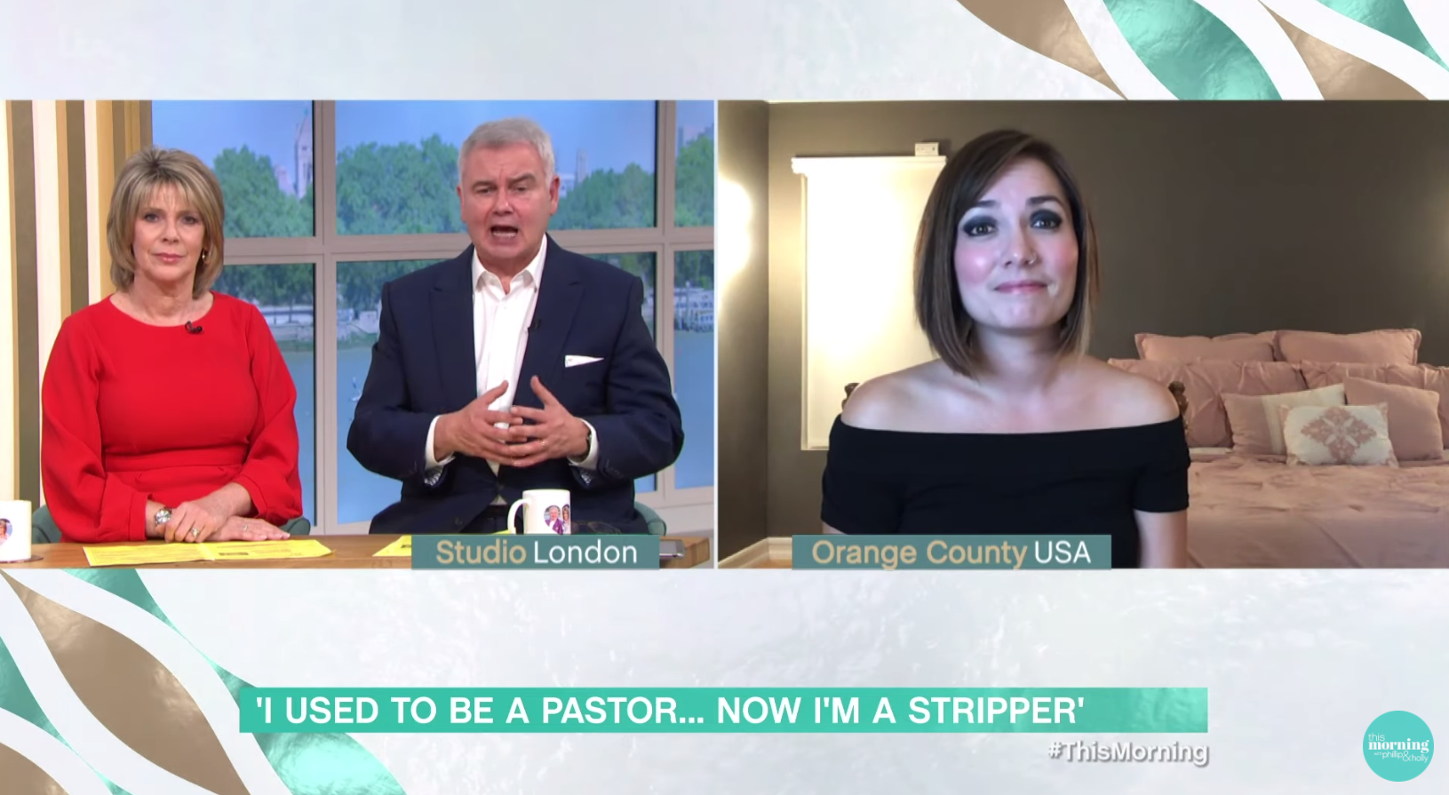 Porn pastor This Morning