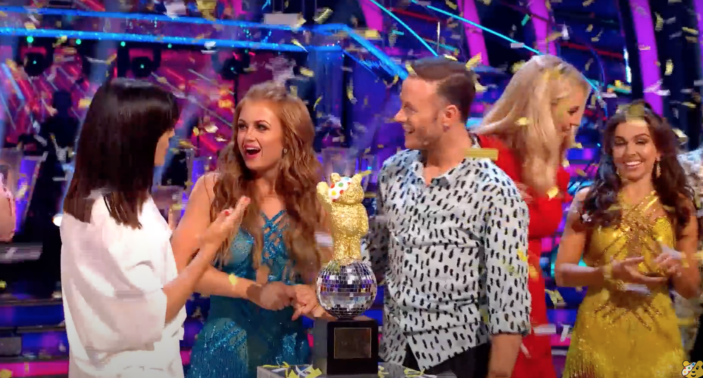 Maisie smith strictly