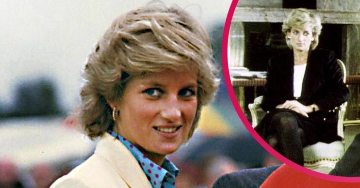 Princess Diana panorama