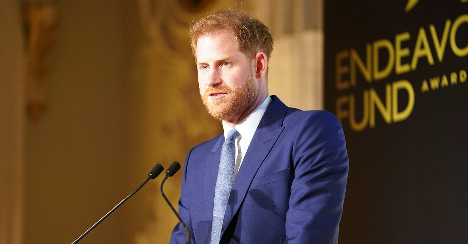 prince harry the queen