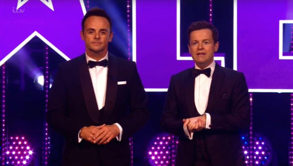 BGT final (Credit: ITV)