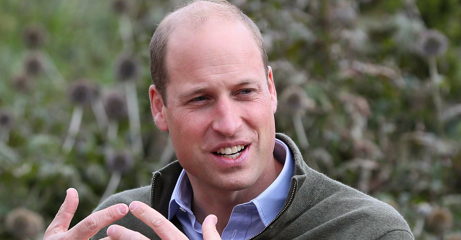 prince william charity