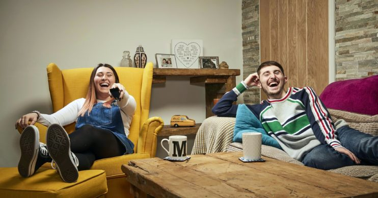 Pete and Sophie Gogglebox