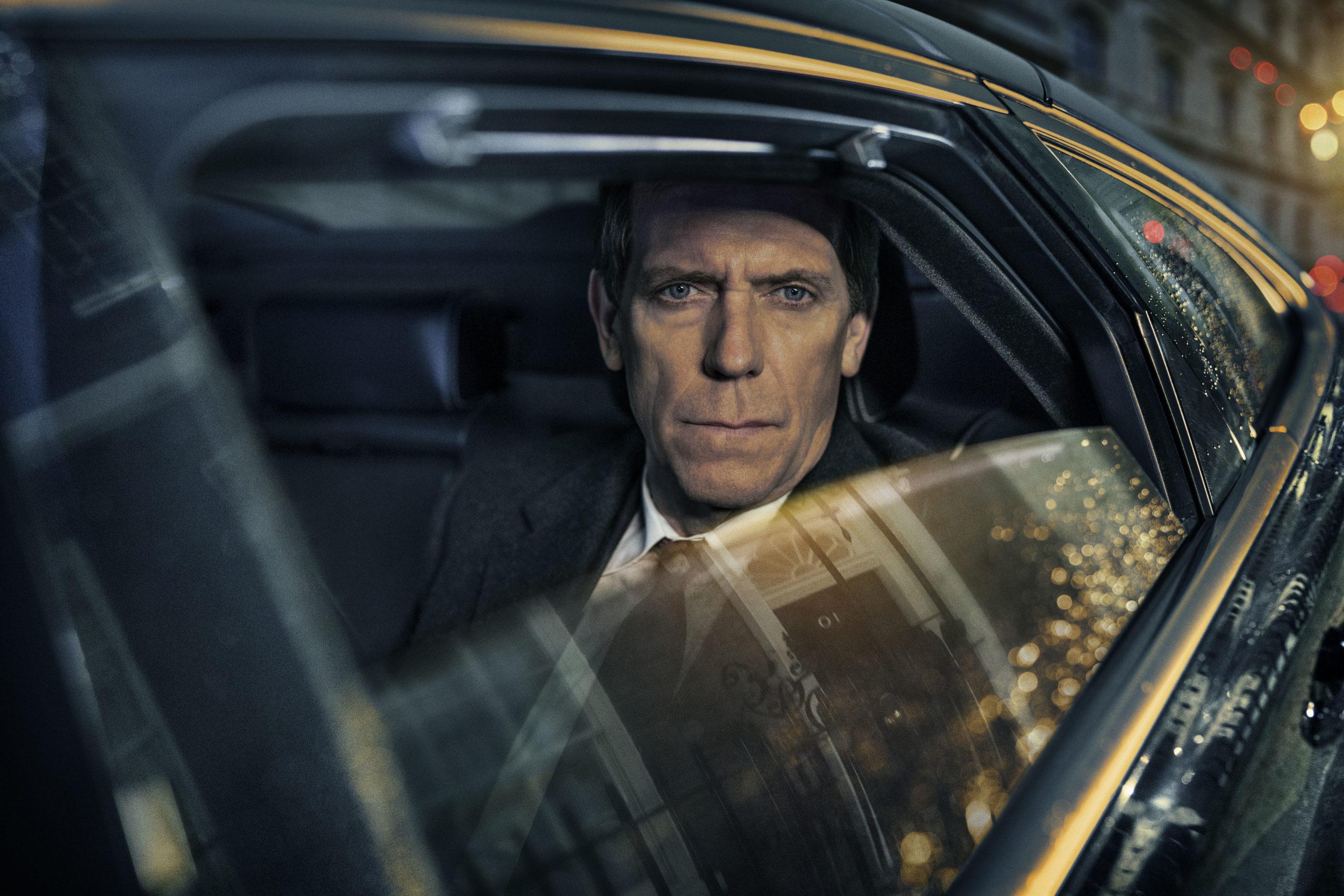Hugh Laurie Roadkill BBC One